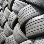 Save €10 on German part worn tyres